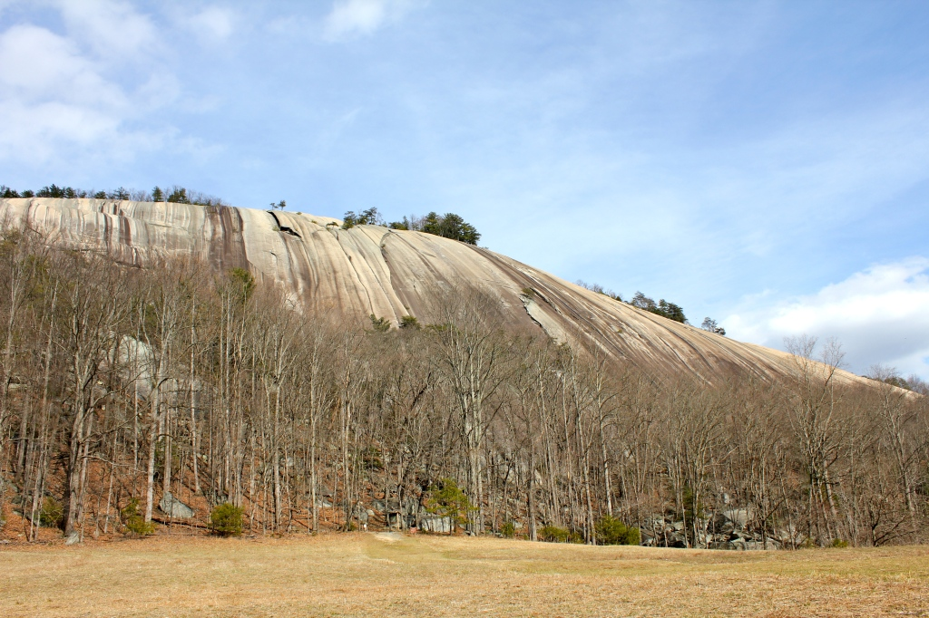 Stone Mountain Nc Elevation Gain : Stone mountain state park winter hike waterfalls hiker