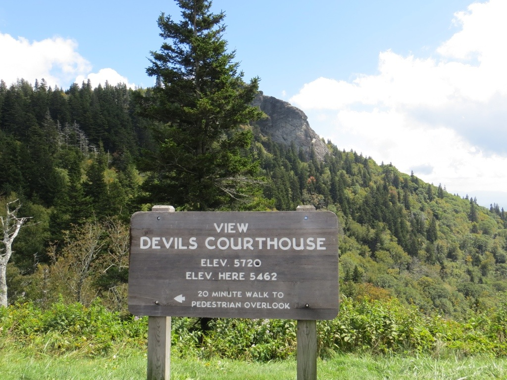 Hike To The Devil's Courthouse – Sinfully Beautiful