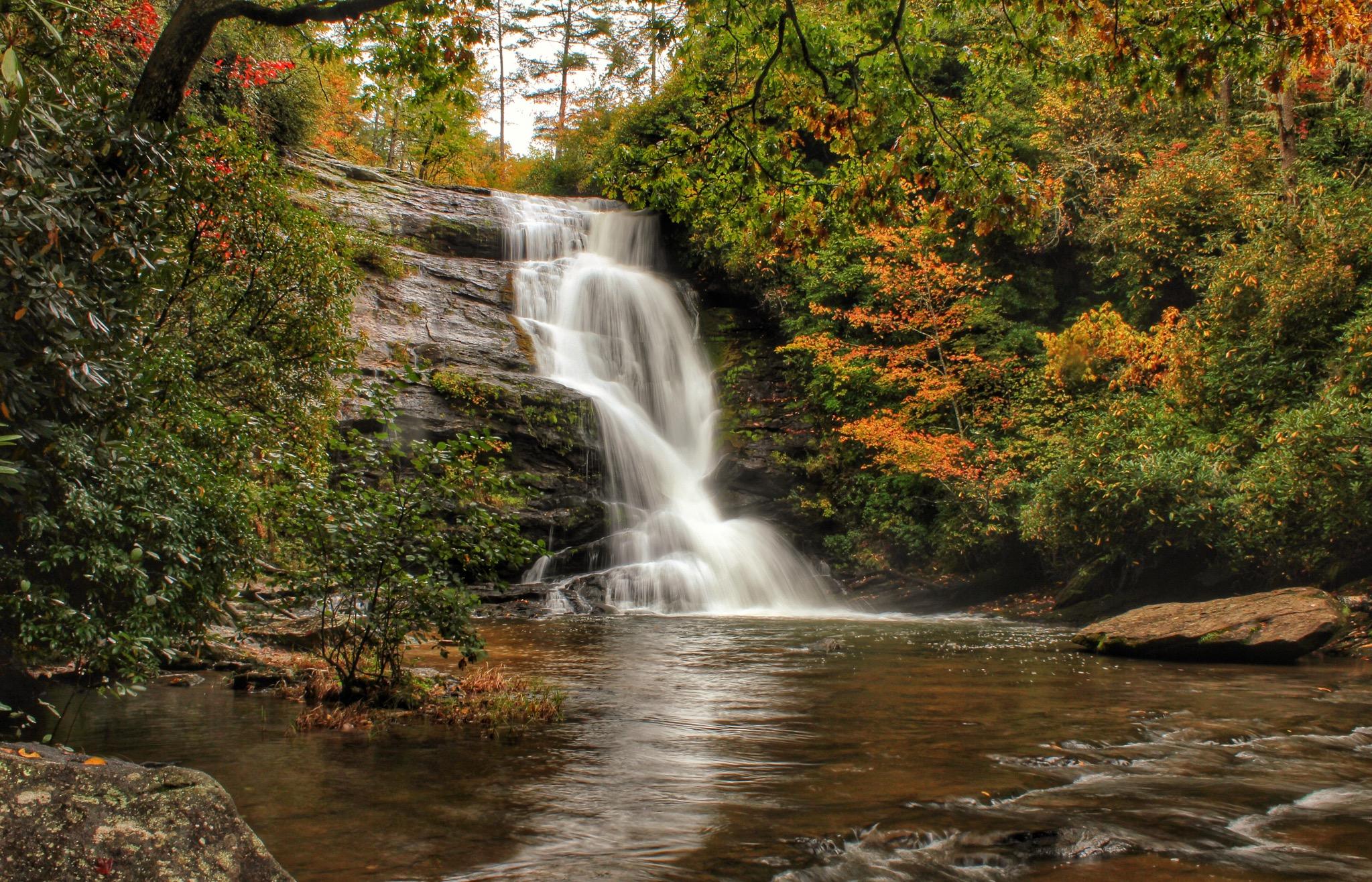 secret falls  u2013 waterfalls hiker