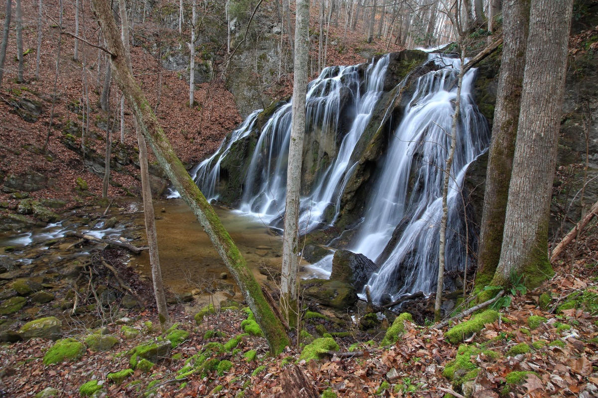 Cobweb Falls – Private Property