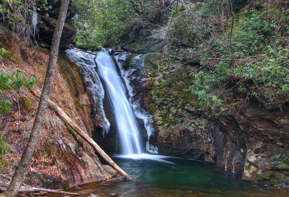 Courthouse Falls Winter Hike2/14/15