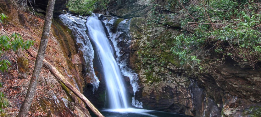 Courthouse Falls Winter Hike 2/14/15