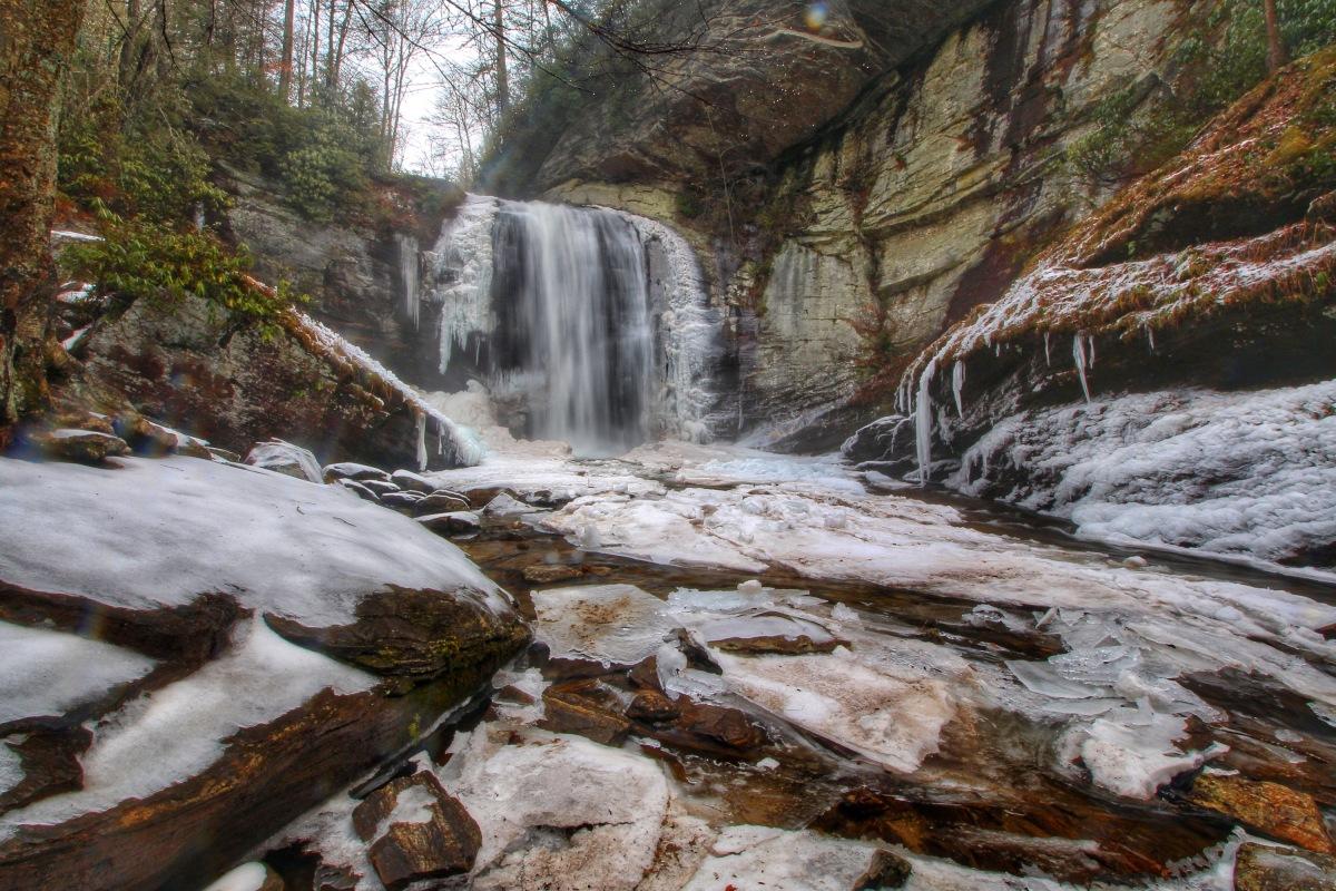 Ice Falls Day Trip2015