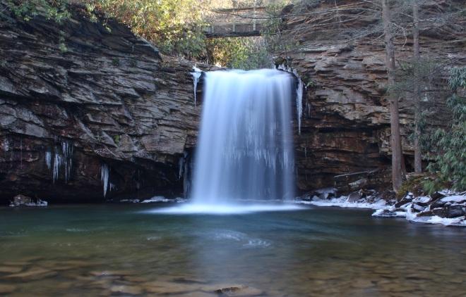 Upper Little Stony Falls