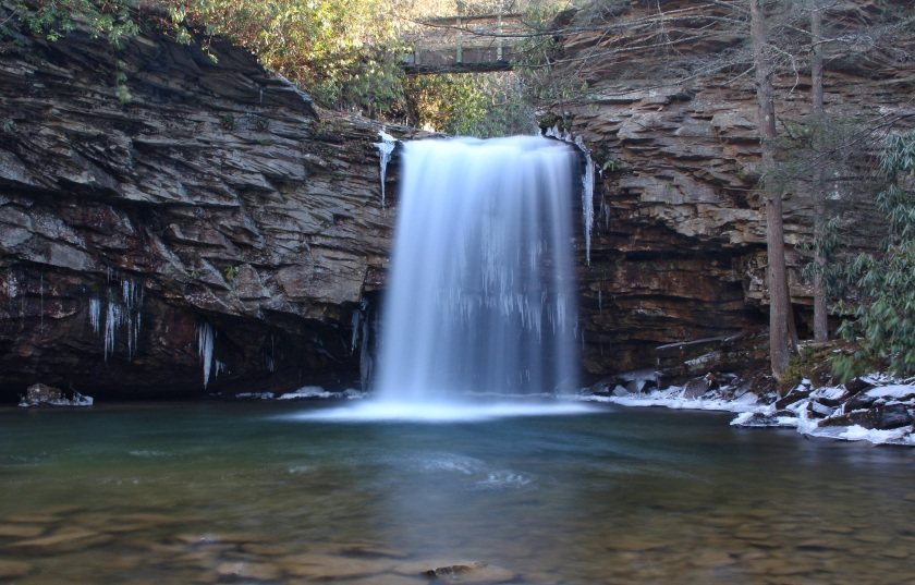 Upper Little Stony Falls