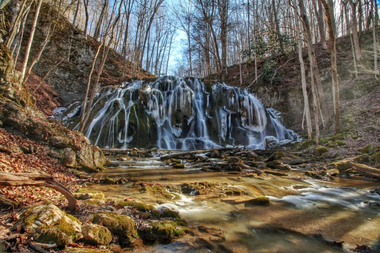 Cobweb Falls