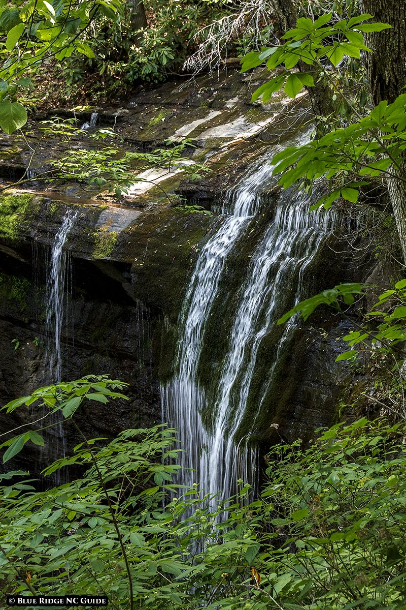 Hiking Trails: GRASSY CREEK FALLS, LittleSwitzerland
