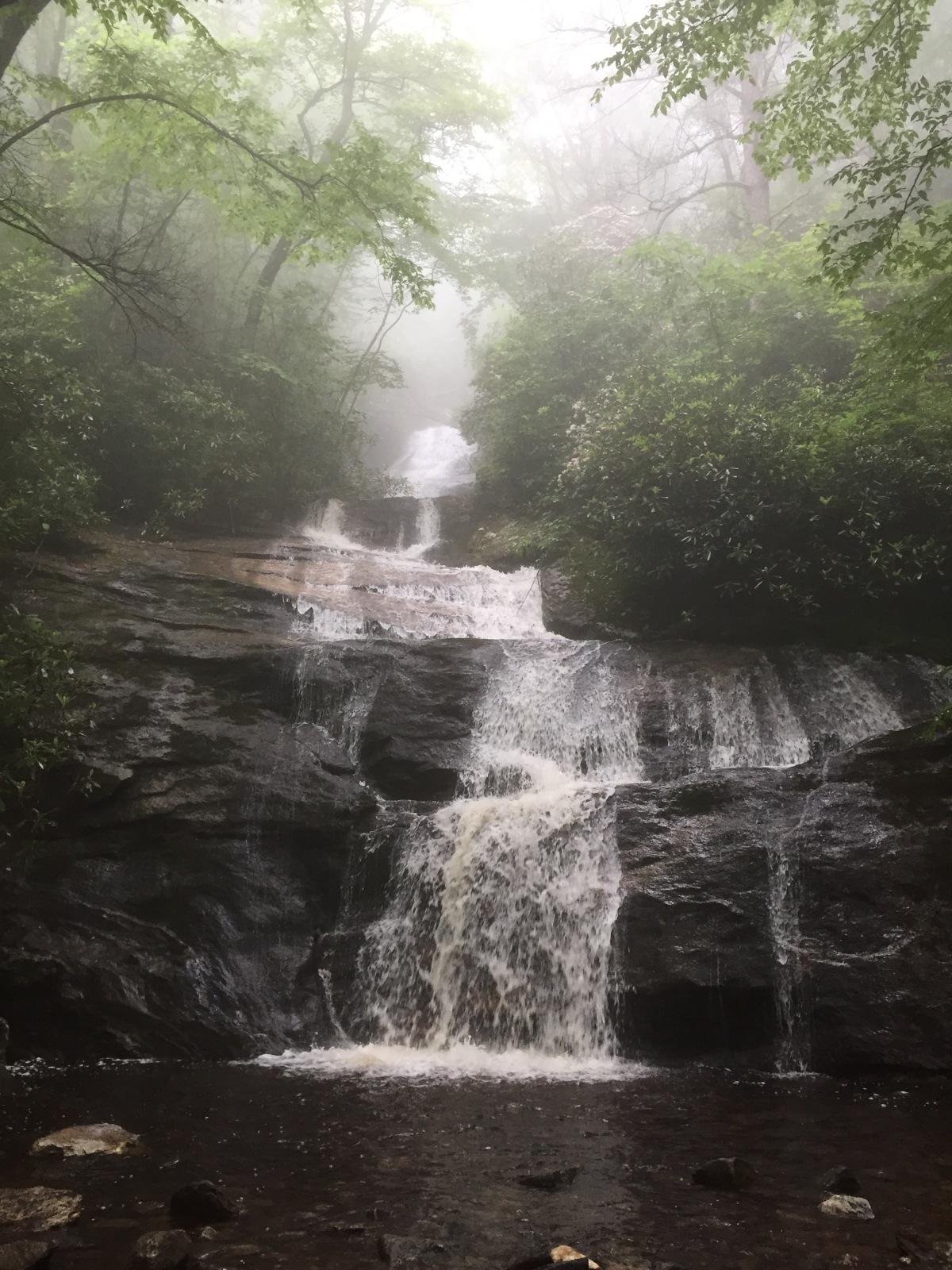 Setrock Creek Falls – June QuickHike