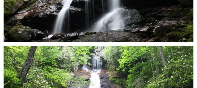 The Dills…Dill Falls & Upper DillFalls