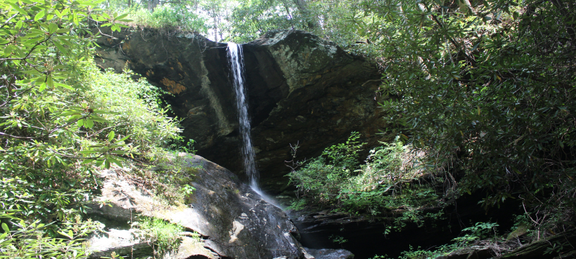 Moonshine Falls – First Visit 08/16/15 – Get Your Shine On