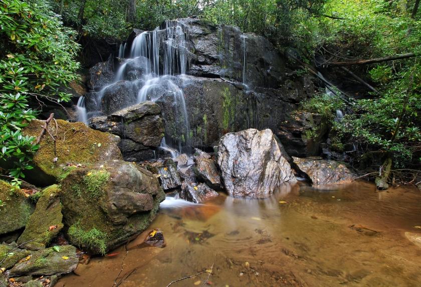 Waterfall on Reid Branch
