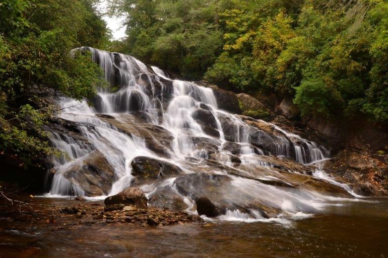 Rich's Falls (Photo Credit Mark Lackey)