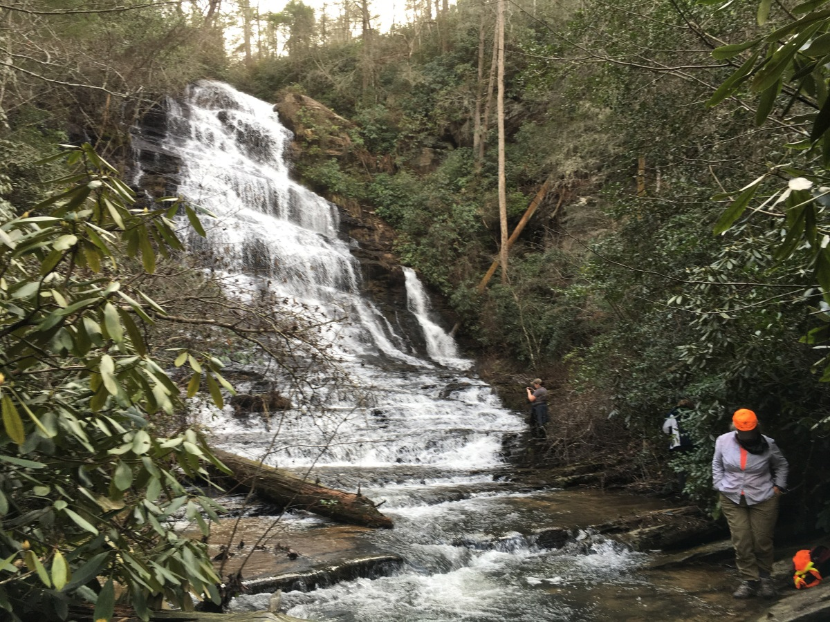 Sids Falls – First Waterfall of 2016