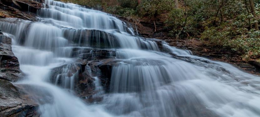 Minnehaha Falls & PantherFalls