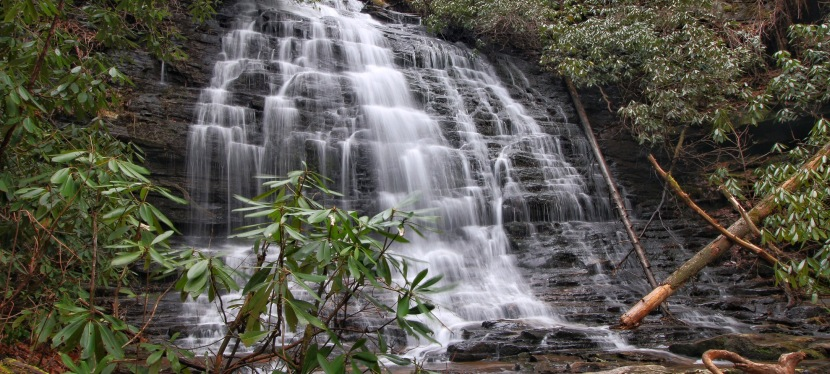 Spoonauger Falls