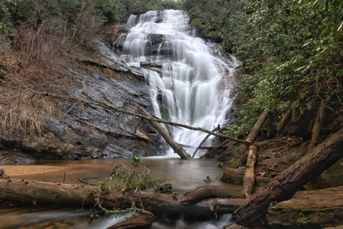 King Creek Falls – Winter 2016
