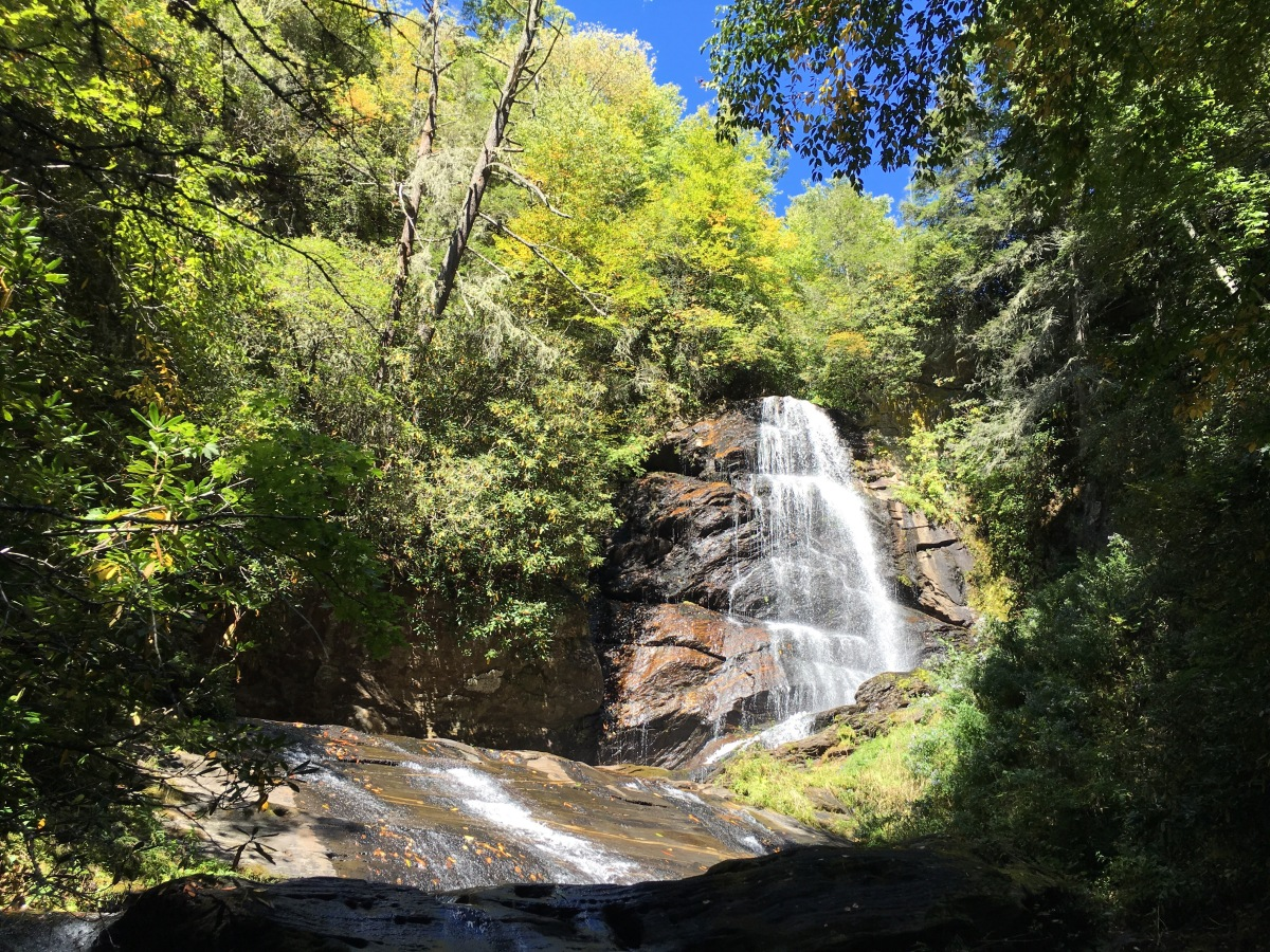 Upper Sols Creek Falls