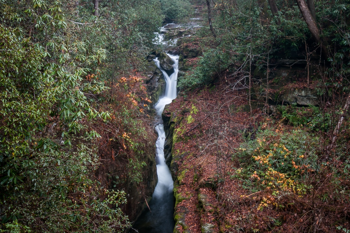 The Narrows of Eastatoe Creek