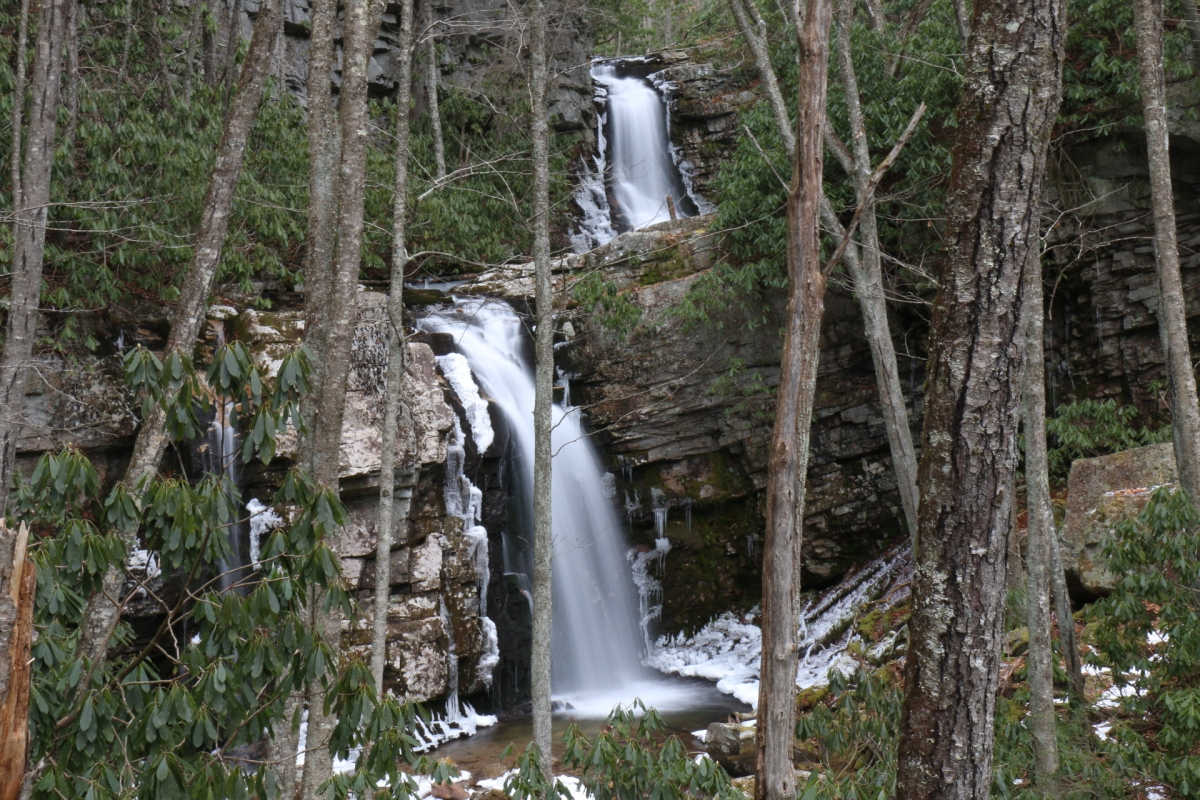 Gentry Creek Falls