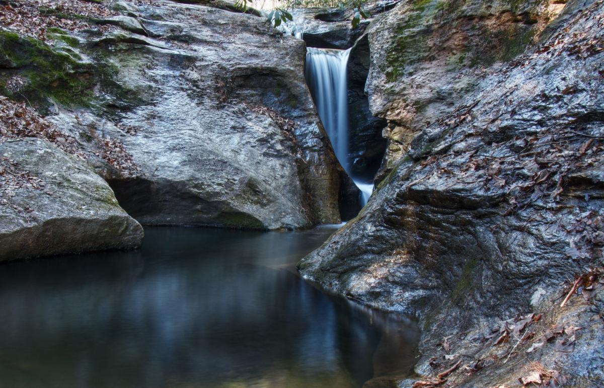 Pot Branch Falls